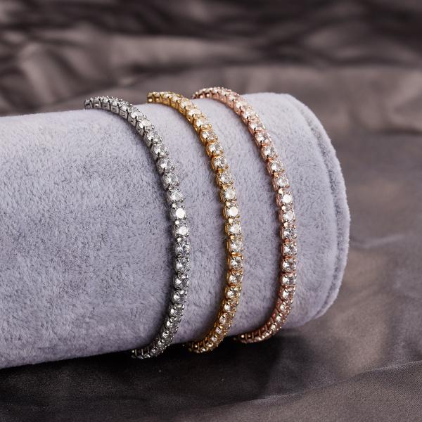 Pachet Cristal Tennis Bracelet 2 + 1 Cadou
